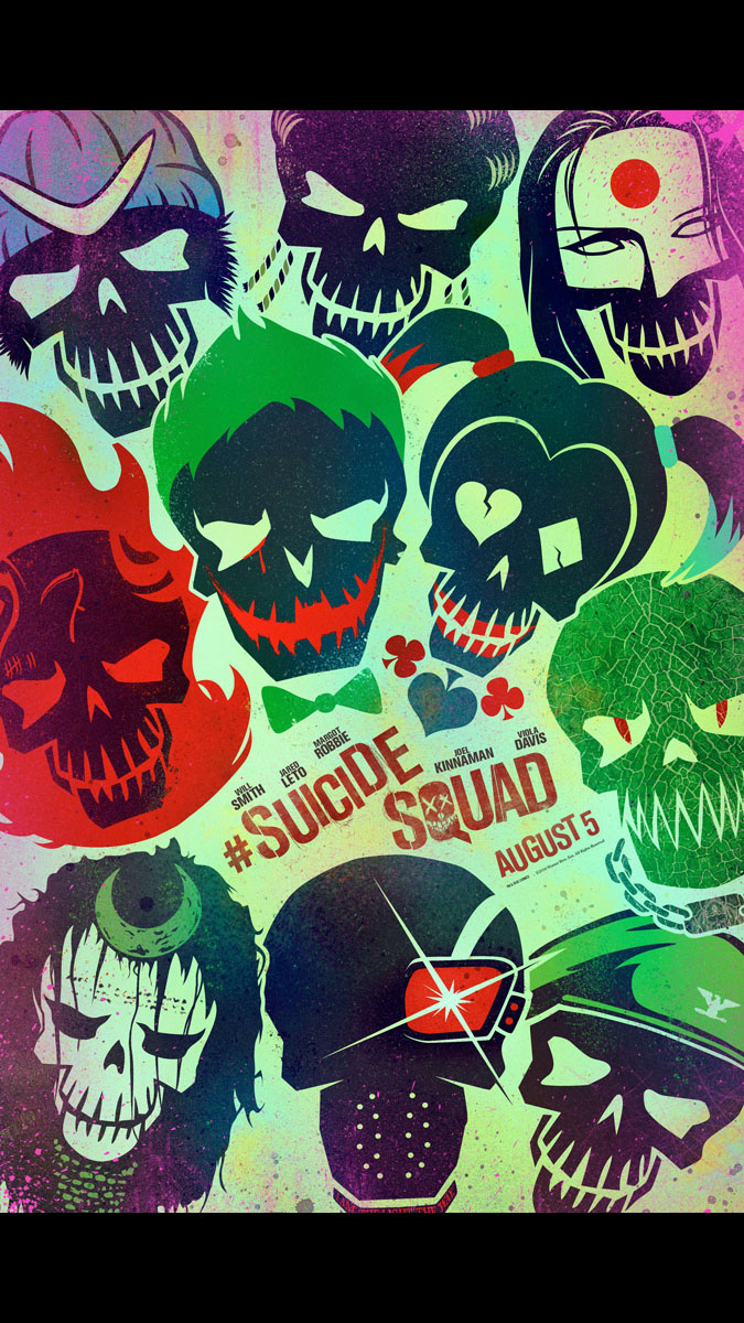 Suicide Squad Official Movie Site Available On Digital Hd 11 15